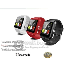 Bluetooth Smart Watch U8 (Dùng với ĐT Iphone, Android)