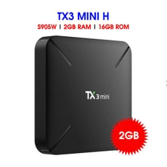 Tanix TX3 Mini H TV Box - Ram 2G, Rom 16G