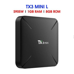 Android box Tanix TX3 Mini - Ram 1G, Rom 16G