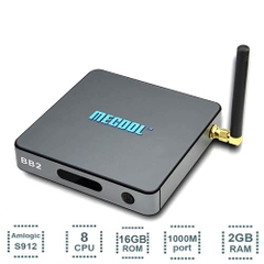 Android Box Mecool BB2 - RAM 2GB