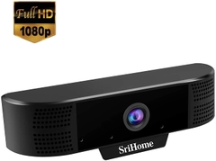 Webcam SriHome Full HD 1080P