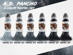 Set World Famous A.D Pancho