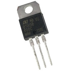 BTA08-600C TO220 TRIAC 8A 600V