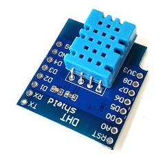 ESP8266 NodeMCU Lua D1 Mini DHT11 Shield