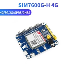 Mạch Waveshare SIM7600G-H 4G / 3G / 2G / GSM / GPRS / GNSS HAT For Raspberry Pi Global Version