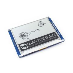 Màn Hình Waveshare 4.2 Inch E-Ink Display Module, Three-Color (B)
