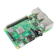 KIT Raspberry Pi 3 Model B +