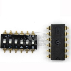 Switch 6P-SMD