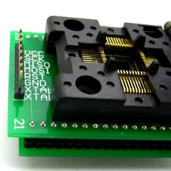 SMT Test Socket - TQFP-44