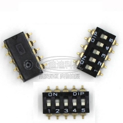 Switch 5P SMD