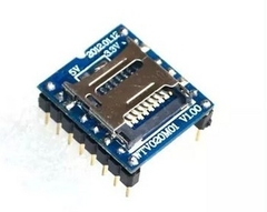 Module Audio Micro SD audio WTV020