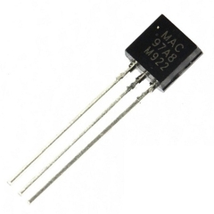 MAC97A8 TO92 TRIAC 0.6A 800V