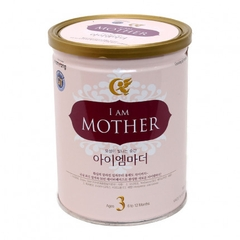 Sữa bột I am mother số 3