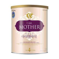 Sữa bột I am mother số 4