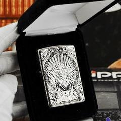 Zippo Sterling Silver 925 Game of Thrones