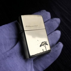Zippo Holding your hand giới hạn 9999 con