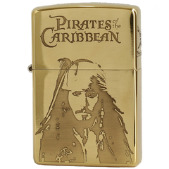 Zippo Armor Pirates of the CARIBBEAN