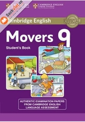 Cambridge English Movers (Bộ 9 Cuốn)