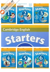 Cambridge English Starters (Bộ 9 cuốn)