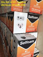 Keo SELFOAM B1, B1 FIRE RESISTANT FOAM