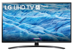 Smart Tivi LG 4K 43 inch 43UN7400PTA ThinQ AI