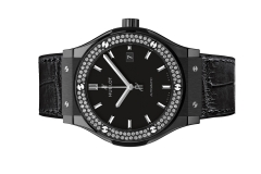 Đồng Hồ Hublot Classic Fusion Black Magic Diamonds 42mm 542.cm.1171.lr.1104