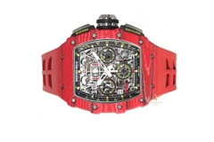 Đồng Hồ Richard Mille RM 11-03 Automatic Flyback Chronograph Vàng Hồng