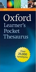 Oxford Learner's Pocket Thesaurus Paperback