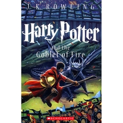Harry Potter and the Goblet of Fire (Book 4) - J. K. Rowling