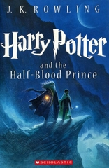 Harry Potter Part 6: Harry Potter And The Half-Blood Prince (Paperback)- J. K. Rowling