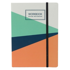 Sổ Tay Workbook Crabit Notebuck Ruled Notebook Bốn Màu