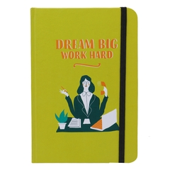 Sổ Tay Crabit Notebuck Dream Big - Work Hard