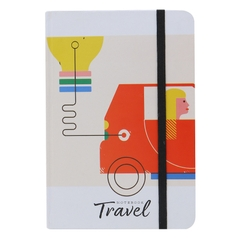 Sổ Tay Crabit Notebuck Travel Notebook