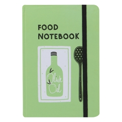 Sổ Tay Kẻ Ngang Crabit Notebuck Food Notebook