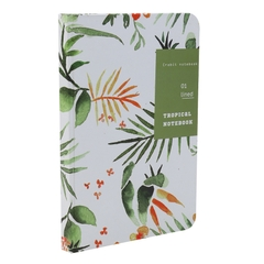 Sổ Tay Kẻ Ngang Crabit Notebuck Tropical Notebook