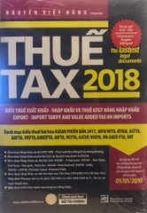 Thuế - Tax 2018 (Song ngữ Anh - Việt)