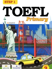 TOEFL Primary Book 3 Step 1 (Kèm CD)