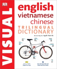 Visual English Vietnamese Chinese Trilingual Dictionary