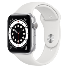 Apple Watch S6 Nhôm (GPS) 44mm Silver - M00D3