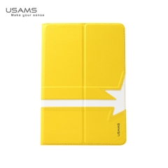 Bao Da iPad Air Usams Star (Vàng)