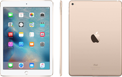 iPad Air New 2017 4G+Wifi 32Gb Vàng 100%