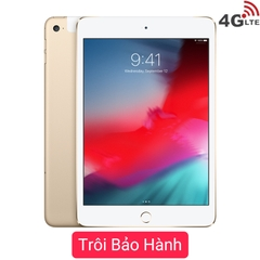 iPad Mini 4 4G+Wifi 128GB Vàng (TBH)