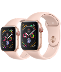 Apple Watch Series 4 (LTE) 44mm - MTV02