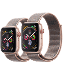 Apple Watch Series 4 (LTE) 40mm - MTVH2