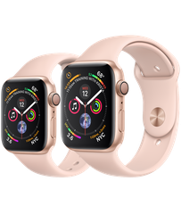 Apple Watch Series 4 (GPS) 40mm - MU682