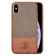 Ốp Lưng Santa Barbara Polo & Racquet Club iPhone XS Max 6.5 Inch
