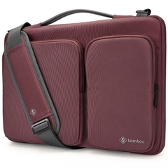 Túi Đeo TOMTOC Shoulder Bags MB 13'' Dark Red (A42-C01R)