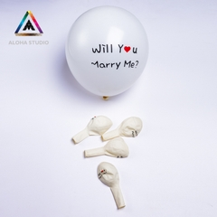 Bóng Will you marry me