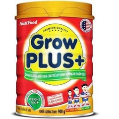 Grow plus đỏ Nutifood 900g