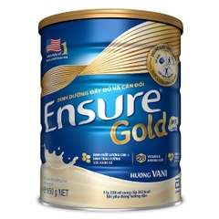 SỮA ENSURE GOLD 850GR
